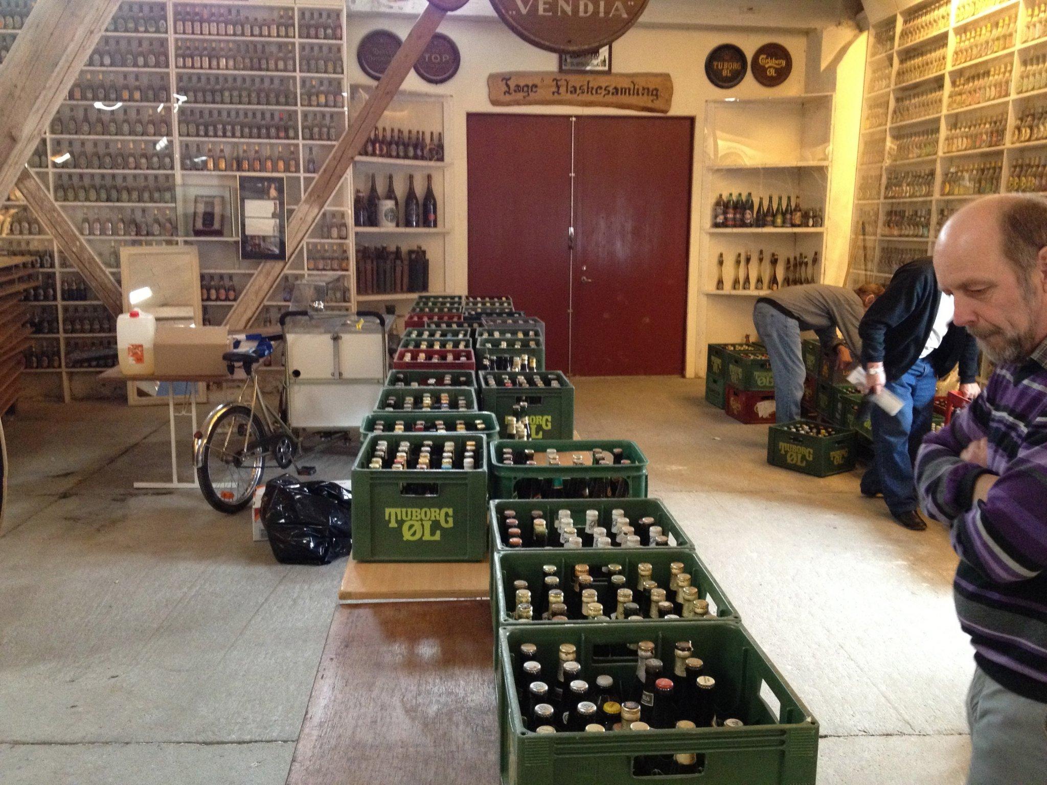 danske ølsamlere